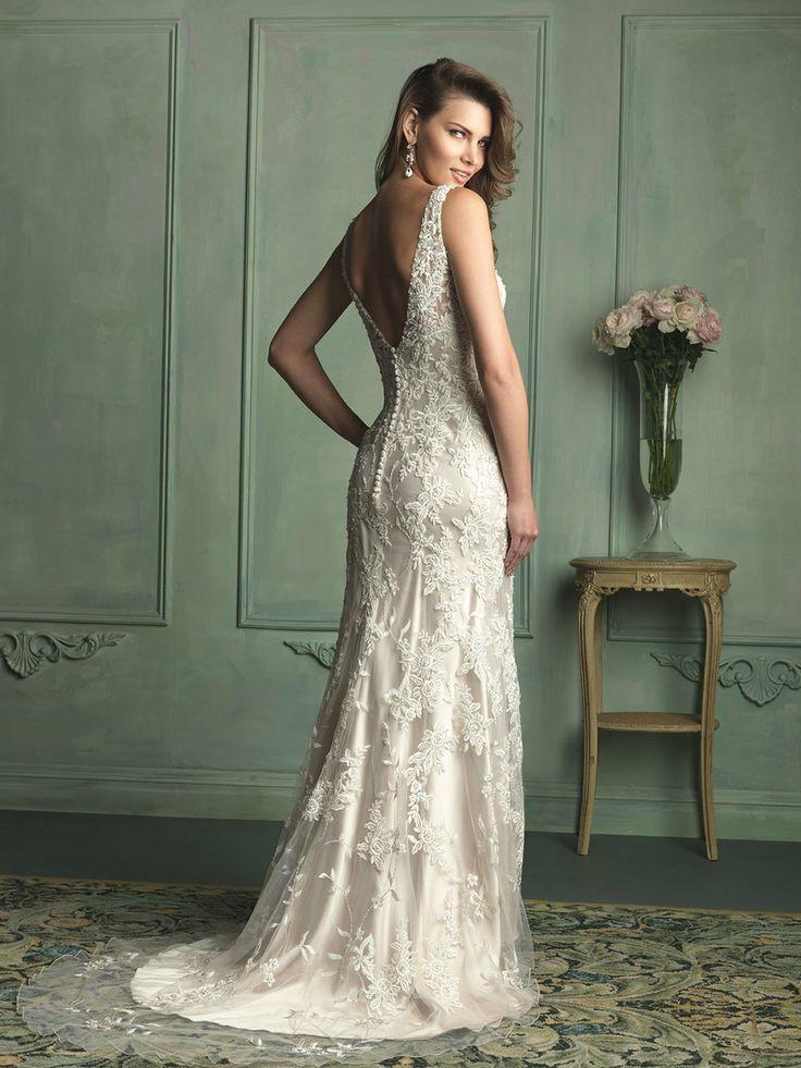 36 best Allure Bridal Dresses images on Pinterest | Bridal gowns ...