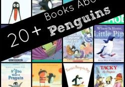 Books About Penguins