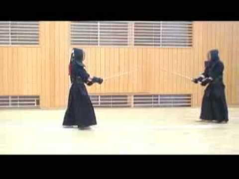 高校剣道における鍔迫り合いの抜本的改革に関するビデオ - YouTube