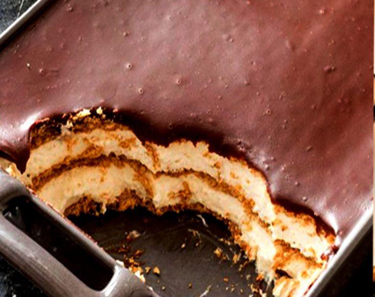 How to make no bake chocolate eclair cake superfashion