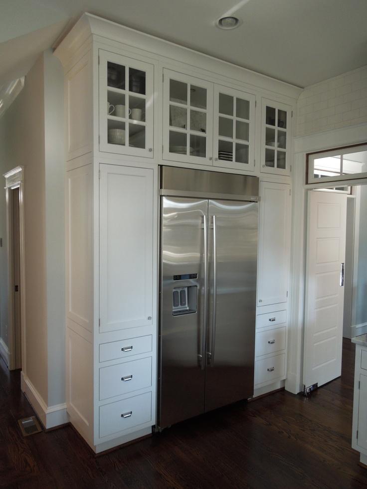 White inset door kitchen cabinets | Kitchen | Pinterest