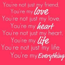 Love Quotes for Boyfriend...That You Text, Write or Say!
