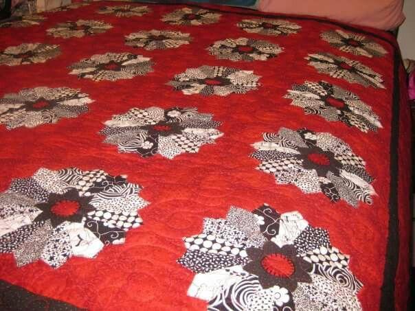 Phillipa's quilt - around 2009