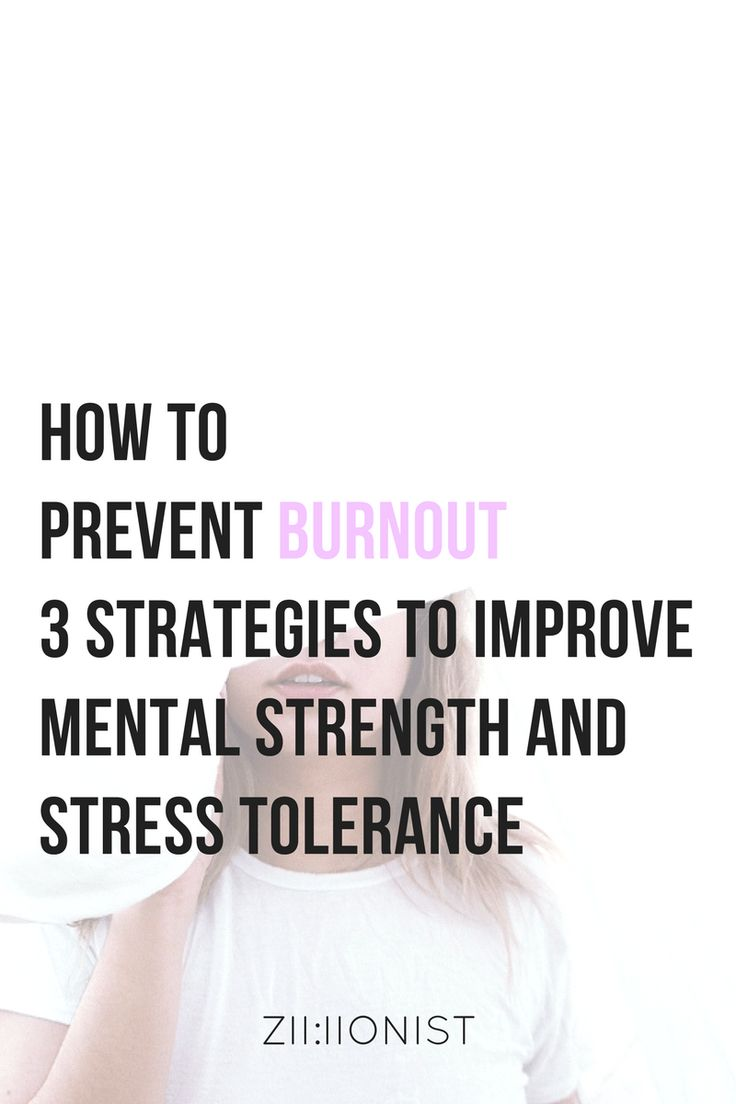 Why do some people get burned out while others don't? Can you avoid developing burnout symptoms by getting enough sleep? The burnout syndrome comes in different forms. Burnout isn't just about being overworked but can also result from being under-challenged. Even though exhaustion is a major symptom of the burnout syndrome, it does not mean that it can be prevented by getting enough rest.