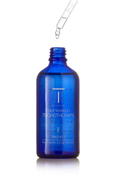 PHILIP KINGSLEY - Tricho 7 - Step 2 Volumizing Hair & Scalp Treatment, 100ml - Colorless