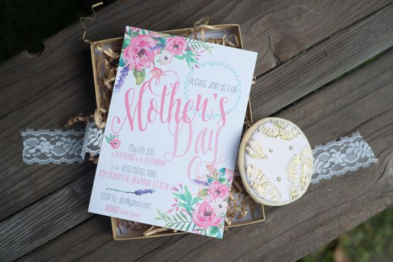 Mother's day Printables, Mother's Day Card, Mother's Day party, Mother's Day Banner