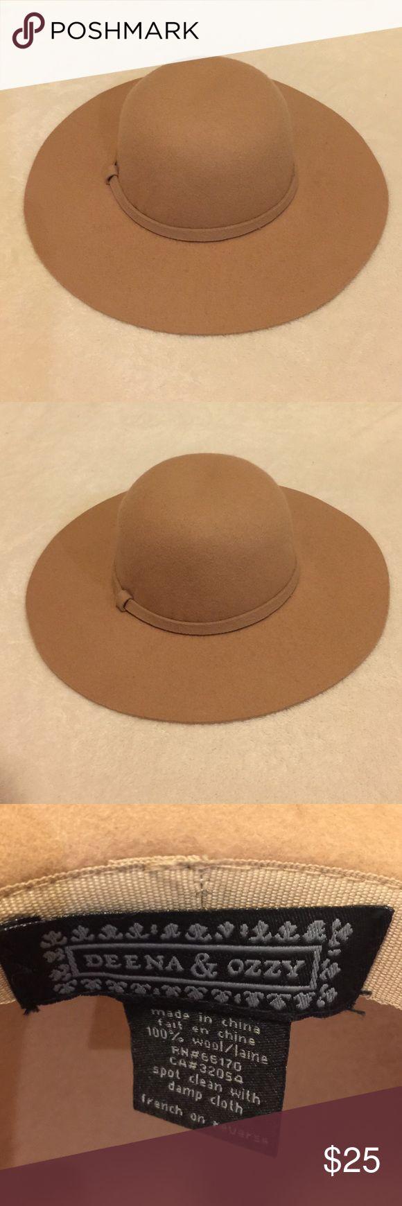 New Deena & Ozzy Wool hat New Deena & Ozzy Wool hat nwot 100% wool Deena & Ozzy Accessories Hats