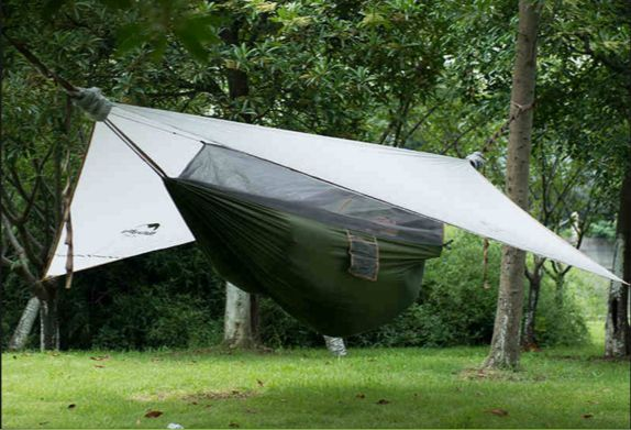 Choosing The Best Camping Hammock