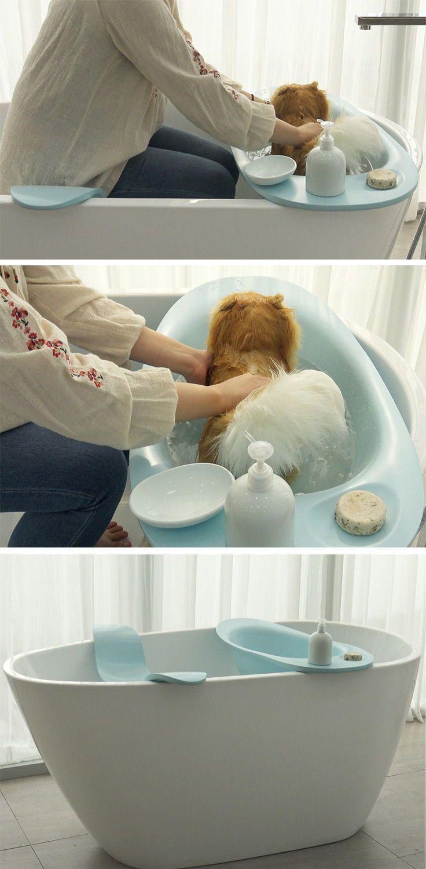 Bath Cradle Essentially Creates A Bathtub Within A Bathtub The
