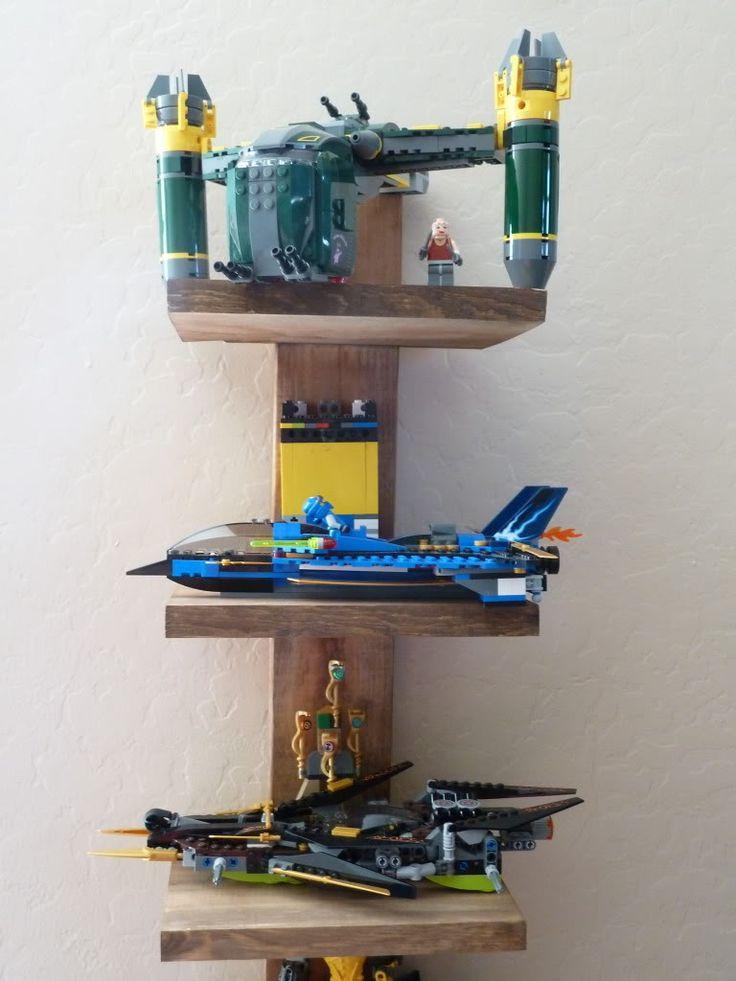 Best 25+ Lego display shelf ideas on Pinterest | Lego shelves ...