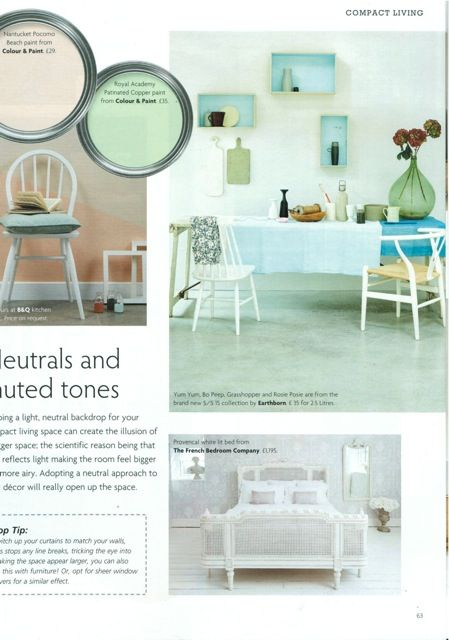 Earthborn In Irelandu0027s Homes, Interiors U0026 Living Magazine Featuring  Nostalgic Nancy Colour Strory Http: