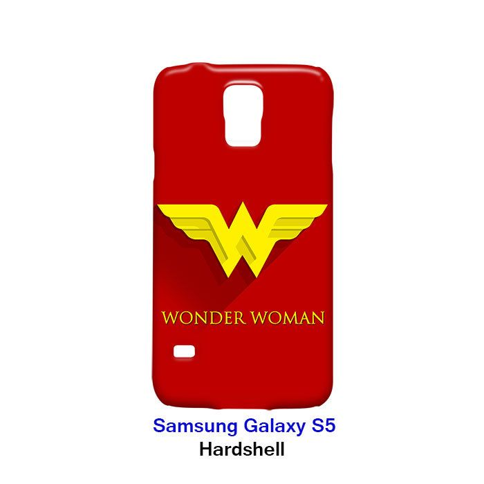 Wonder Woman Superhero Samsung Galaxy S5 Hardshell Case