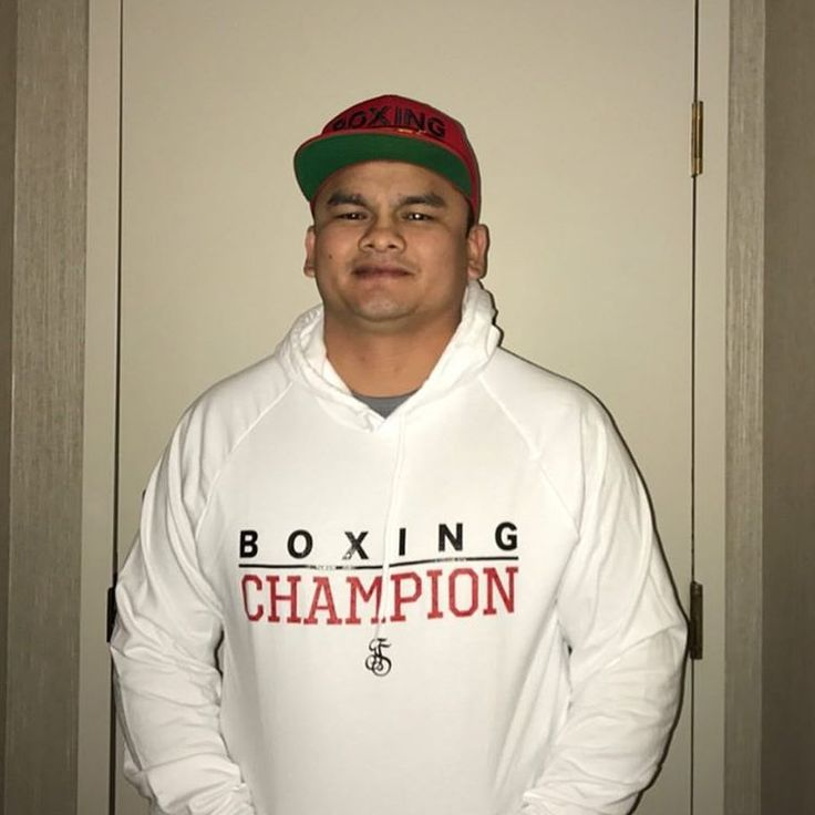 Make sure you get your BOXING CHAMPION gear from @tsbyrainbow just like Chino MAIDANA #Boxeo #Boxing
