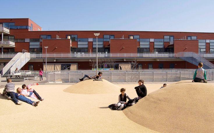 Brede school Schalkwijk, Haarlem - AHH