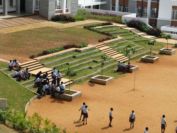 Sri kumaran 39 s children home and education council for Education design architects bangalore