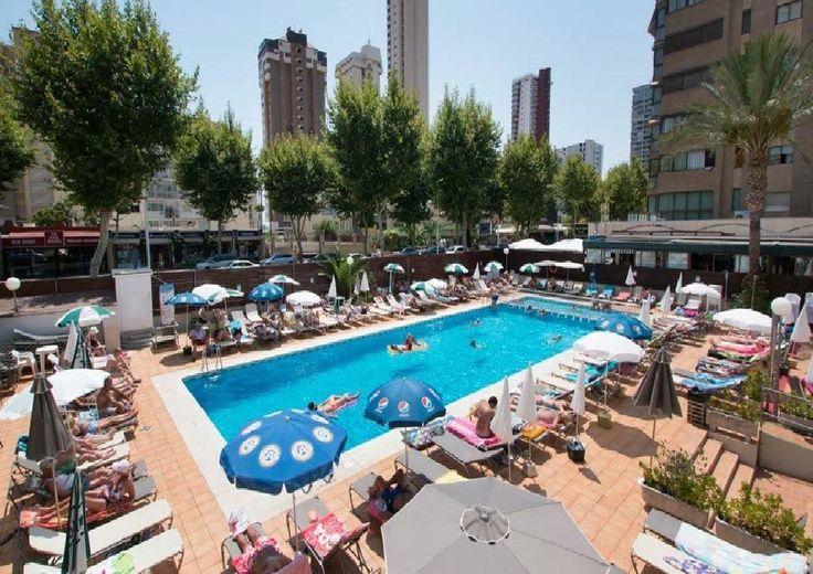 Medplaya Hotel Riudor in Benidorm, Alicante - Costa Blanca Spain