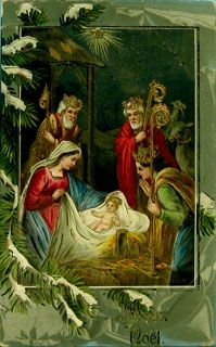"Christmas Day! That night, some shepherds were in the fields near Bethlehem, keeping watch over their flocks of sheep. An angel appeared to them and gave them the good news that a Savior, the Messiah, had been born. The angel told the shepherds they could find Jesus lying in a manger. Suddenly a whole group of angels appeared saying, ""Glory to God in the highest, and on earth peace, goodwill toward men!"""