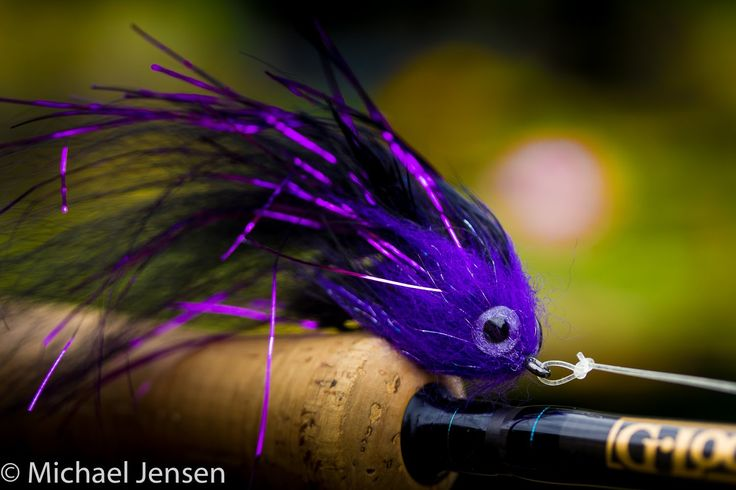 Nightwatchman - pike fly tying