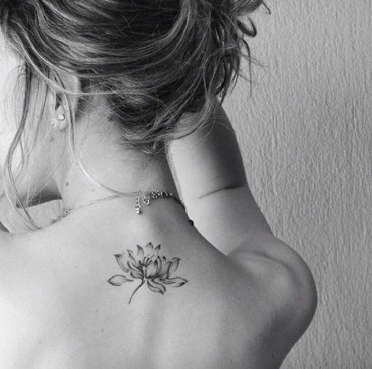 Mini tattoos 2017- Modelos delicados e super discretos