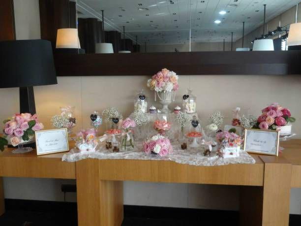 Décoration candy-bar - paris - décoration pro - mariage - anniversaire - by gabrieldecor - gabrieldecor.fr