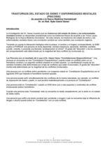 Material De Constelaciones(Trastornos del Estado de Animo y Enfermedades Mentales de acuerdo a la NMG)