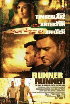 Spencer Fornaciari reviews the crime thriller Runner Runner, from director Brad Furman and starring Justin Timberlake & Ben Affleck.