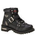 Milwaukee Motorcycle Clothing Company Size 10D Men's Road Captain Boots