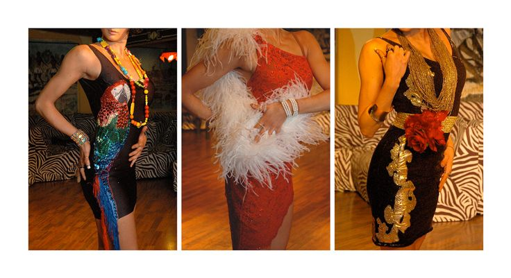 Jamy | jamy.london  Few examples of latin dresses created at JAMY ATELIER ITALY