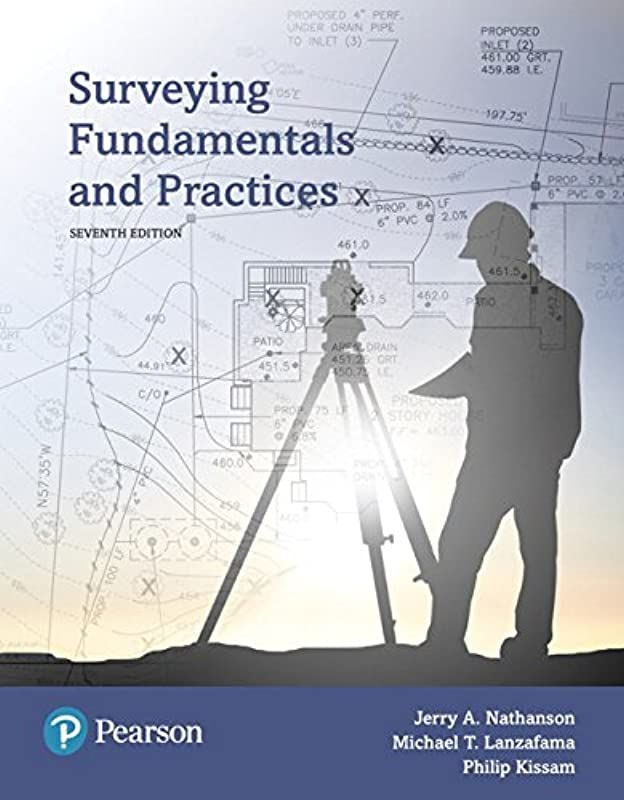 Free Download Surveying Fundamentals And Practices 7th Edition What S New In Trades Technolog In 2020 Surveying Ebook Books