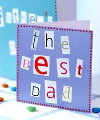 fathers day cards for kids to make - Google Search