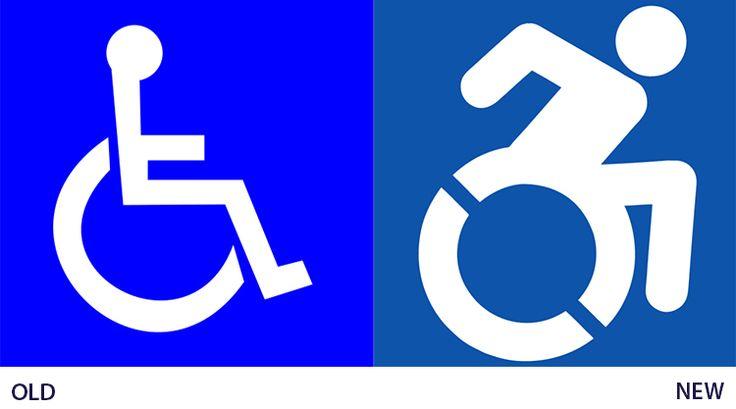 Международный символ доступа становится менее Международная | StockLogos.com