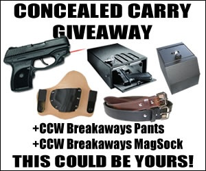 Concealed Carry Package Giveaway