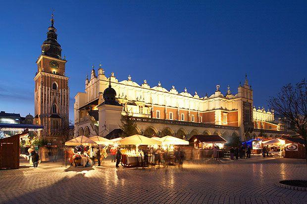 lovely Krakow