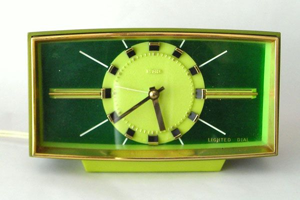 Midcentury Clocks #0091 - Collections - Obsessionistas - collectors & their collections
