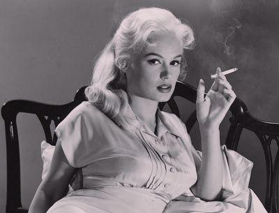 "Mamie Van Doren of ""Guns, Girls and Gangsters"" 1959"