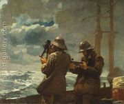 Eight Bells  by Winslow Homer