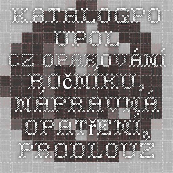 katalogpo.upol.cz opakování ročníku, nápravná opatření, prodloužené studium na zš do 20 let