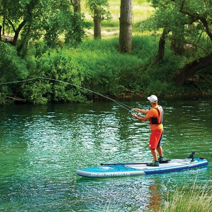 Have you given SUP fishing a go? Join the conversation - http://www.skifflife.com/2932133/have-you-given-sup-fishing-a-go/