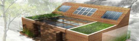 #green #ideas #ecological #house #planet #renewable #energy