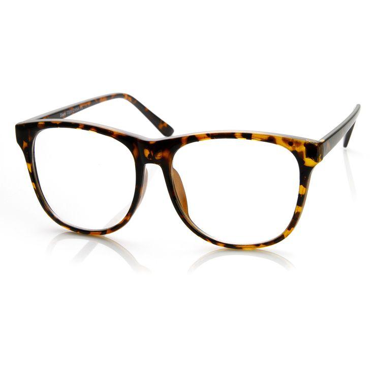 Large Round Frame Glasses : Best 25+ Fake glasses ideas on Pinterest