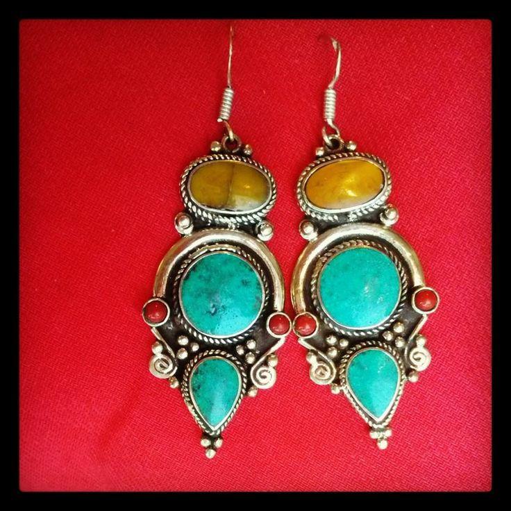 #Alpacca e #pietre - #Frida #Handmade