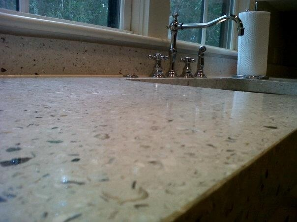 Palmetto Bluff Sc Oyster Shell Polished Counter Tops