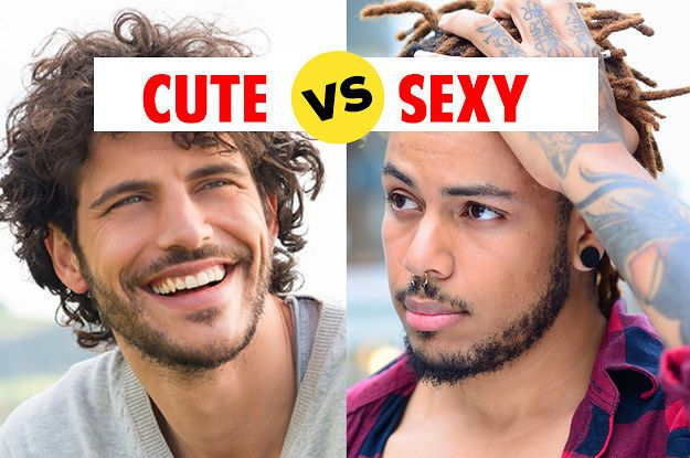 Rate These Guys From Cute To Sexy And We'll Reveal Your Most