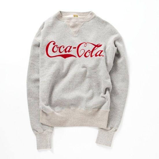 8eb35044cd861 Coke Sweatshirt