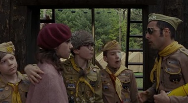 Watch this clip from Moonrise Kingdom where Cousin Ben(Jason Schwartzman) discusses the significance of marriage. Now playing in select theatres.