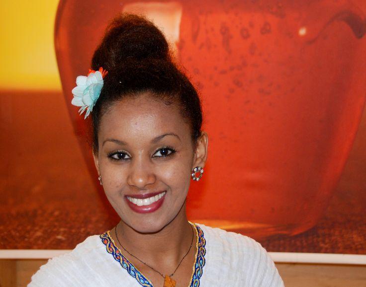 Etiopia Woman - Expo Milão 2015