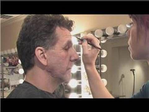 3-minute Old Makeup