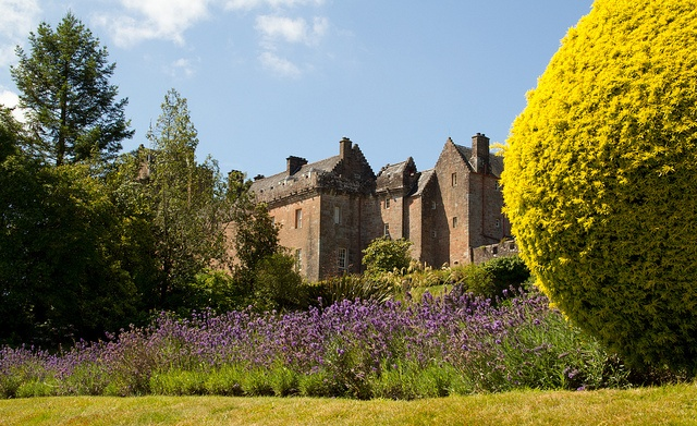 Brodick Castle,  Isle of Arran.