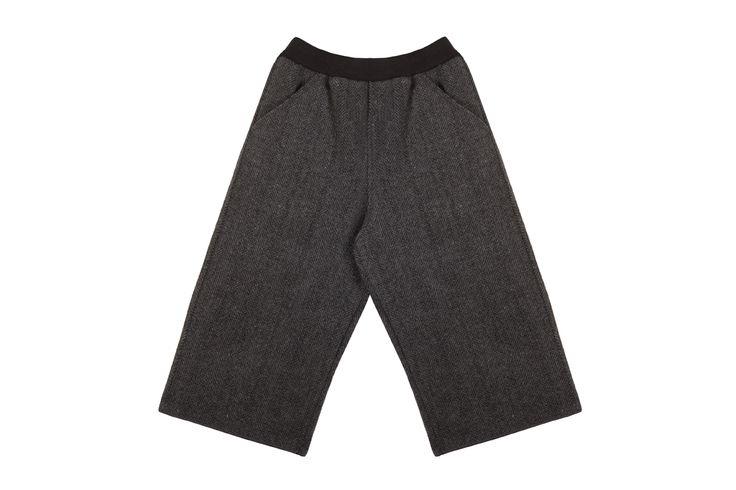Bien-a-Bien Herringbone warm culottes