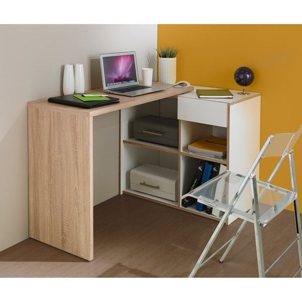 Overstock Com Online Shopping Bedding Furniture Electronics Jewelry Clothing More In 2020 Desks For Small Spaces Floating Corner Desk Diy Corner Desk